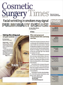 Cosmetic Surgery Times magazine