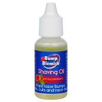 BUMP & BLEMISH - SHAVING OIL - Anti Razor Bumps 1/2 fl. oz (15 ml)