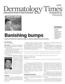 Dr Crutchfield interview with Dermatology Times
