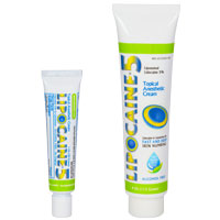LIPOCAINE Topical Anesthetic - Skin Numbing Cream with Lidocaine