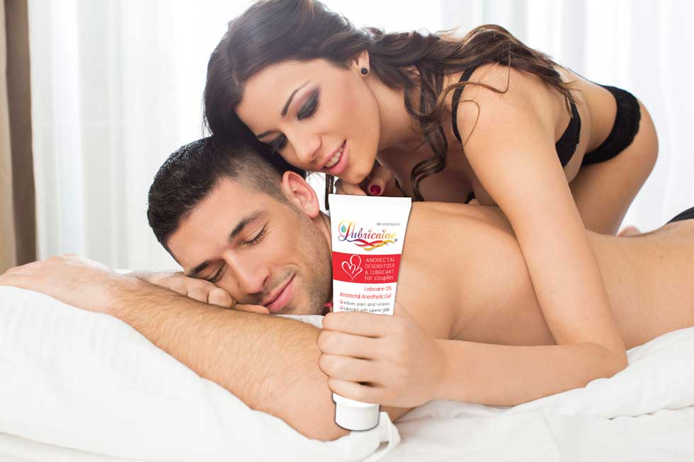 Shop Lubricaine® anorectal numbing and lubricant all natural gel;