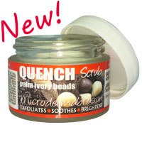 Quench Scrub Microdermabrasion skin exfoliating all 